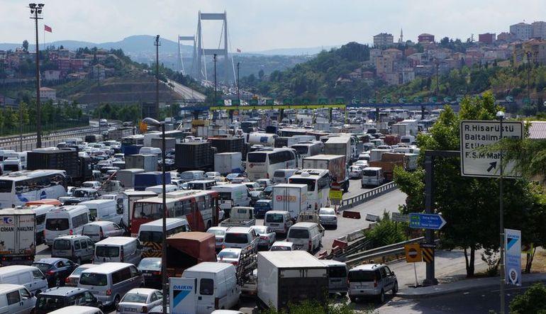 İstanbul trafiği ile ilgili bir iyi bir de kötü haber