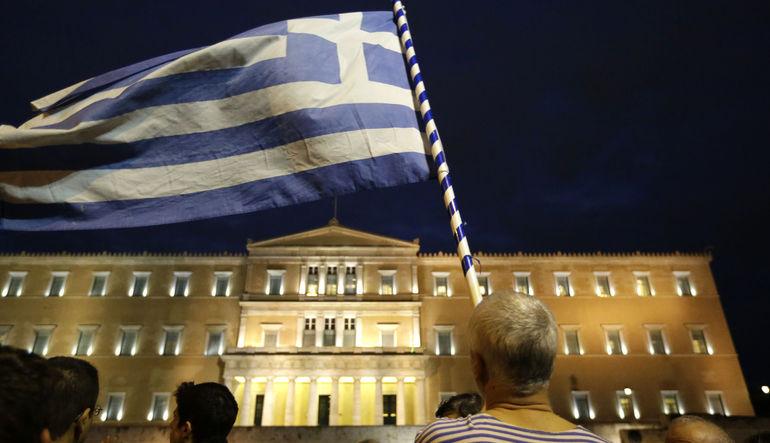 """""""Yunanistan'ın Euro'dan çıkış riski artıyor"""""""
