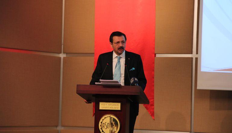 TOBB başkanından yapısal reform uyarısı