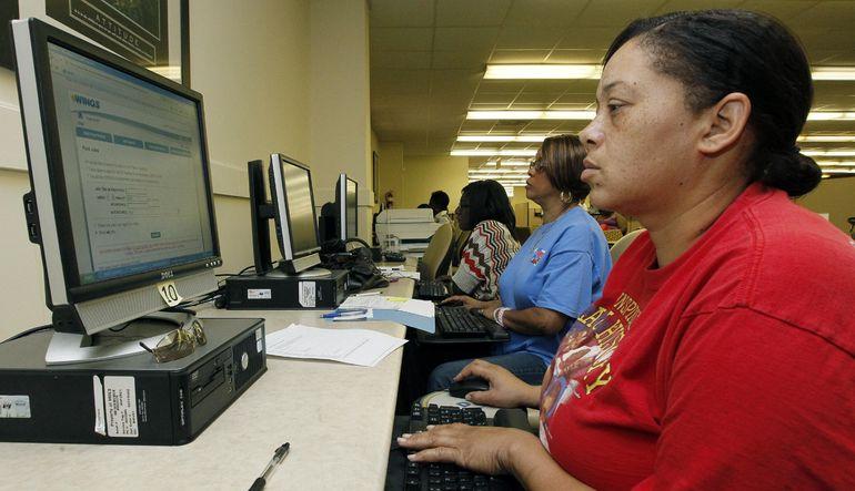 ABD'de işsizlik başvuruları azaldı