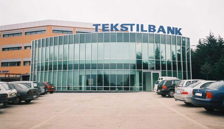 Tekstik Bankası resmen ICBC'nin