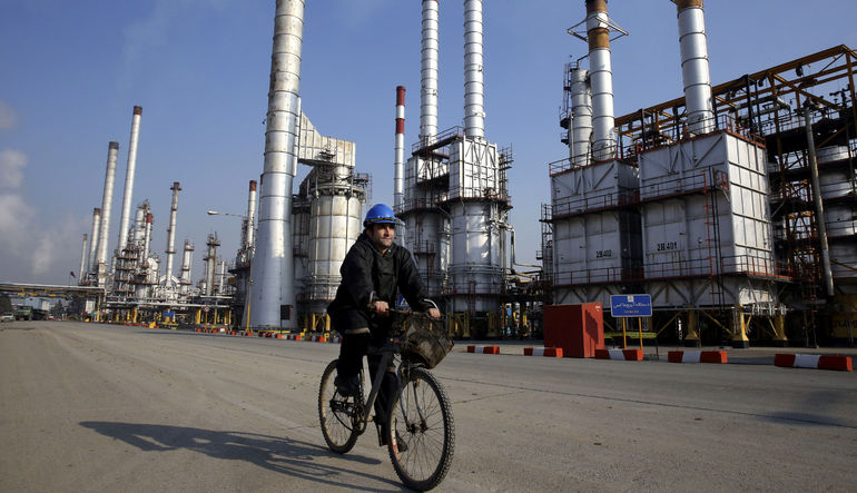 İran petrolde kaybını telafi edebilir