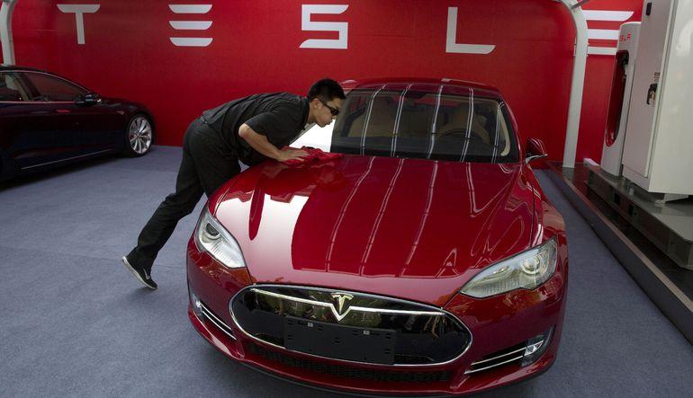 Tesla'nın satışları %55 arttı