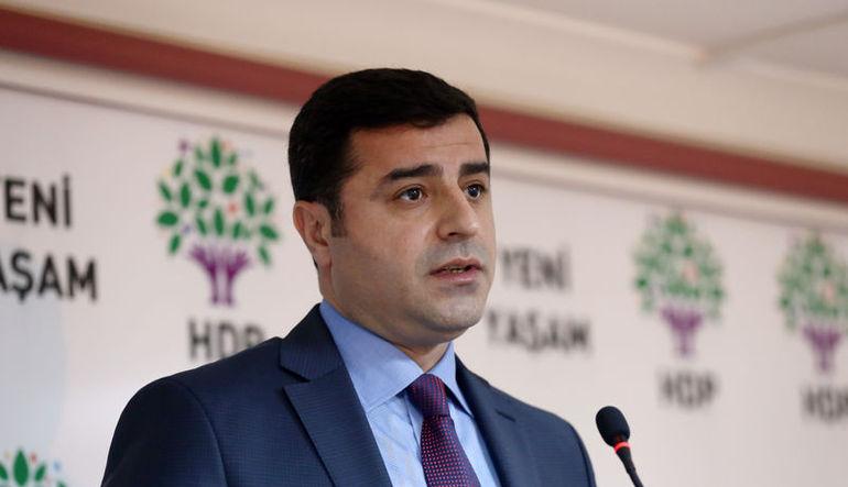 HDP 16 milletvekilinin üzerini çizdi