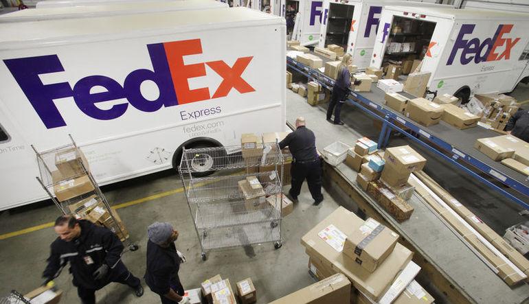 FedEx, TNT'yi 4,8 milyar dolara alıyor