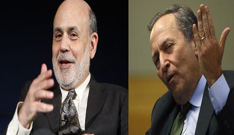 Ben Bernanke Larry Summers arasındaki yapısal durgunluk tartışması