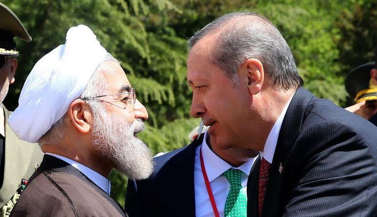 Erdoğan'ın İran ziyareti dünya basınında