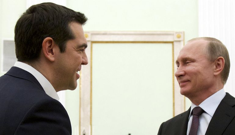 Rusya ve Yunanistan'dan ekonomik işbirliği sözü