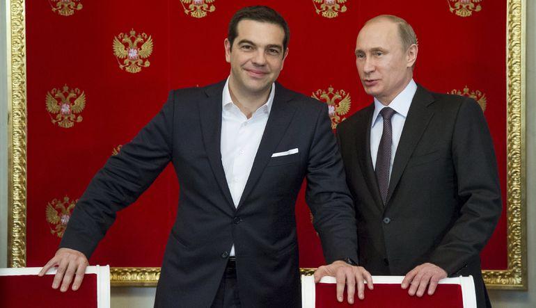Yunanistan'ın ilacı Rusya değil