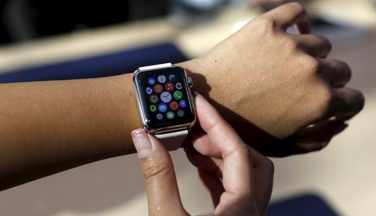 Apple watch ön satışta bitti