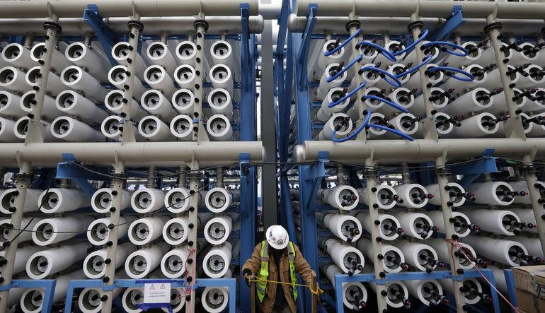 1 milyar $'lık su yatırımı