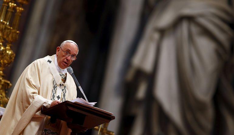 Papa 'Soykırım' dedi