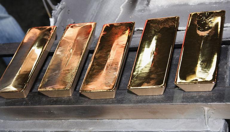 Merkez Bankası: Altın rezervinin seviyesi tatmini edici
