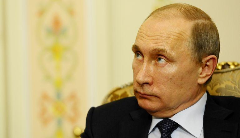 Rusya'da Putin caps'leri artık yasak