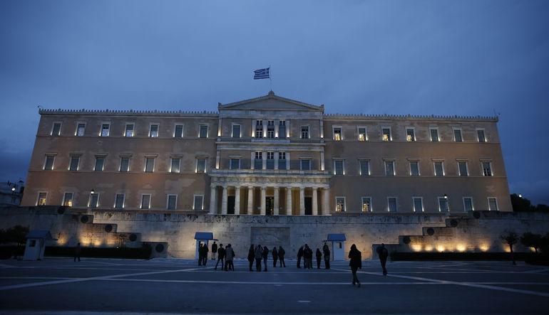 Yunanistan'da temerrüt riski