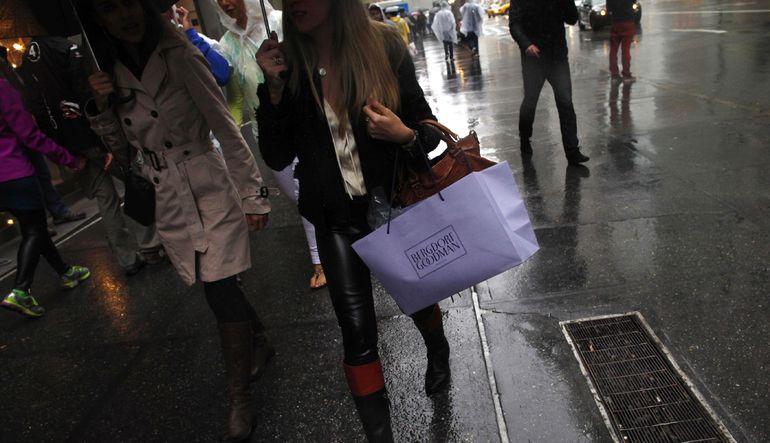 ABD'de perakende satışlar beklentinin hafif altında gerçekleşti
