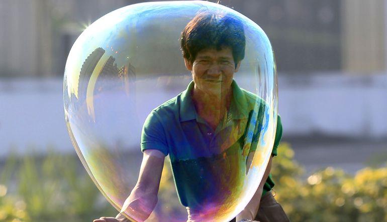 Yatırımcıların hisse ve tahvilde balon korkusu 12 yılın zirvesinde