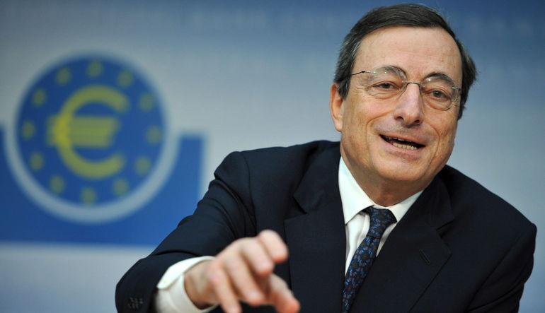 Draghi konuşuyor