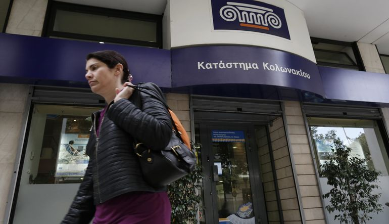 Yunan bankalarında likidite krizi