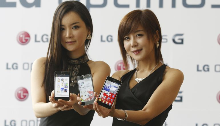 LG, Apple ve Samsung'u geçti