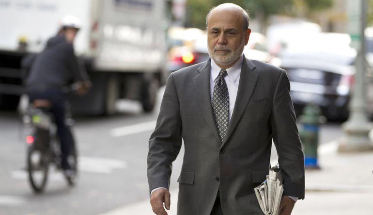 Bernanke: Fed'in enflasyon hedefi artırılabilir