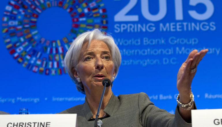 Lagarde: Yunanistan'ın ödemeyi ertelemesine izin vermem