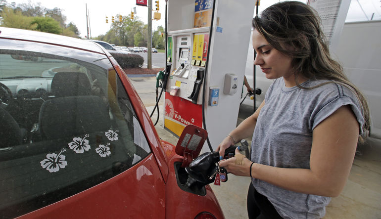 Self servis benzin istasyonları