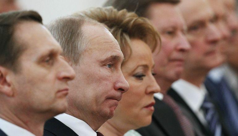 Fakir Putin'in zengin arkadaşları
