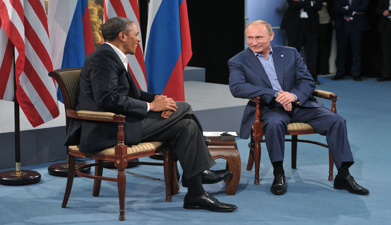 Putin, Rusya ve ABD'nin ortak çıkarları bulunduğunu, bu nedenle ortak bir ajanda çerçevesinde ABD ile çalışmaya hazır olduğunu açıkladı