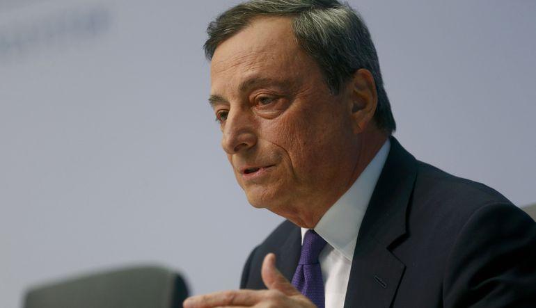 Avrupa Merkez Bankası Başkanı (AMB) Mario Draghi,  Yunan krizinde durum daha da kötüleşirse 'bilinmeyen sulara' doğru gidileceği konusunda uyardı