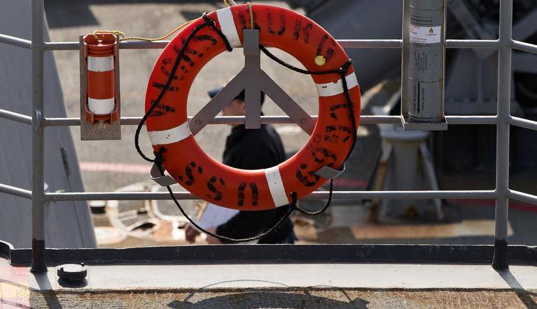 Libya karasularında 700´e yakın göçmeni taşıyan bir teknenin alabora olduğu, şimdiye kadar sadece 28 göçmenin kurtarıldığı bildirildi