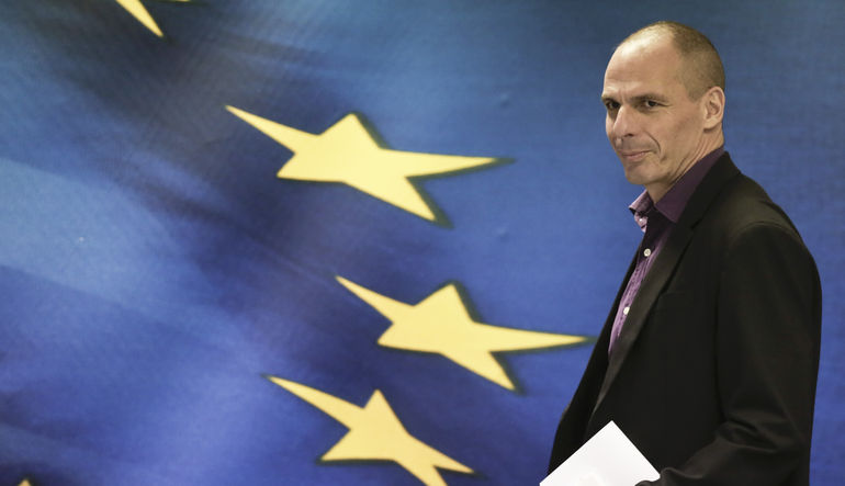 Maliye Bakanı Yanis Varoufakis, Yunanistan'ın eurodan çıkışının 'önlenemez bir bulaşıcı etkisi' olacağını söyledi