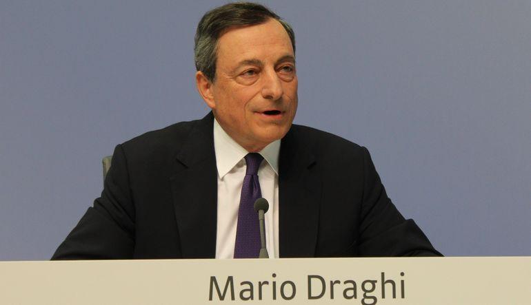 Draghi: Büyümeye inanıyorum