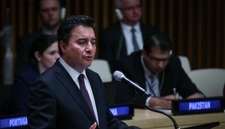 Babacan: Özel sektörün güveni şart