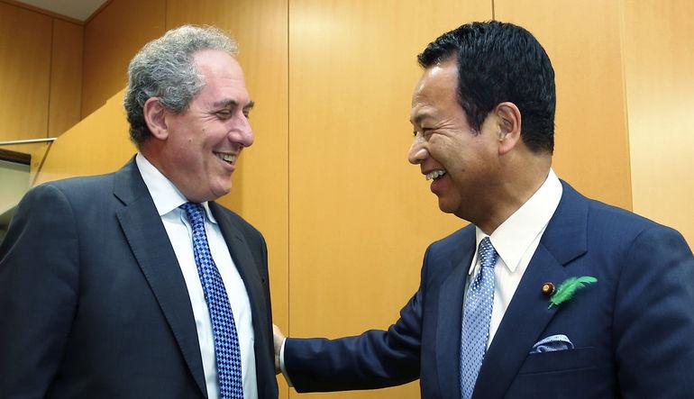 ABD ve Japonya ticarette son adımı atmaya hazır