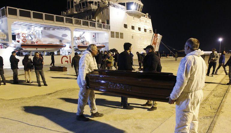 'Akdeniz bu yıl 1,750'den fazla göçmene mezar oldu'