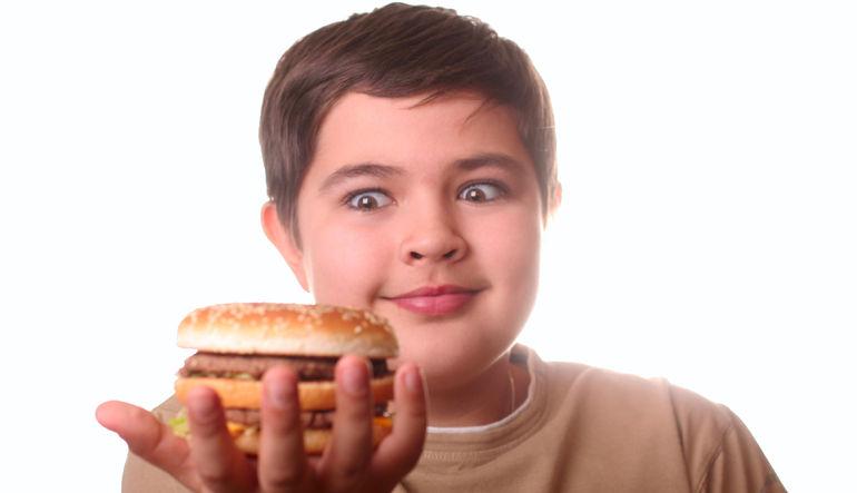 Çocukların %8,3'ü obez