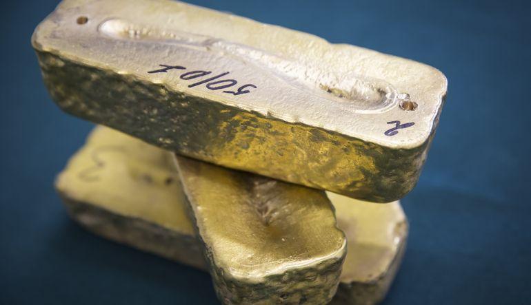 Grexit olursa altın 1.400 dolara çıkar