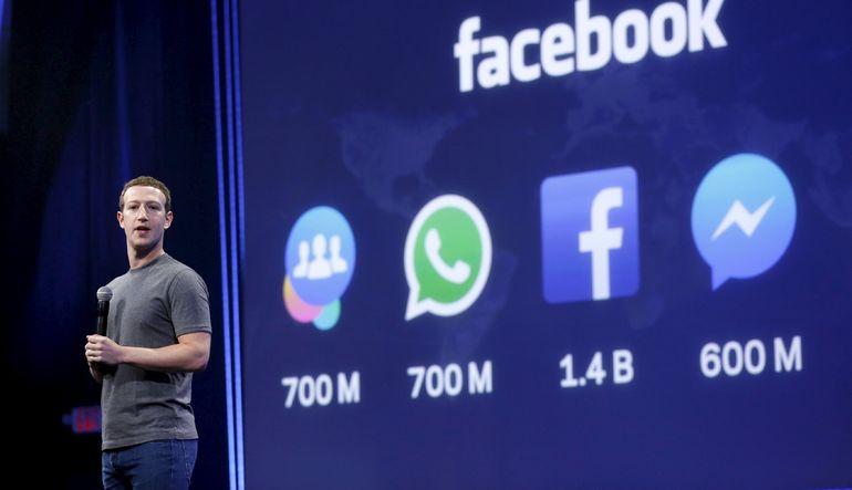 Güçlü dolar Facebook'un hızını kesti