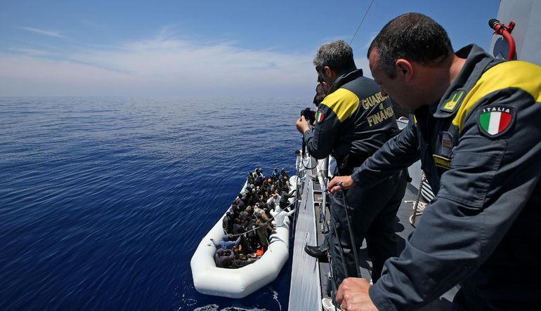 Avrupa liderleri Akdeniz'e çözüm için toplanıyor