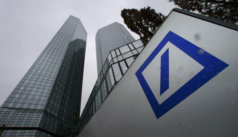 Faiz manipülasyonundan Deutsche Bank'a rekor ceza