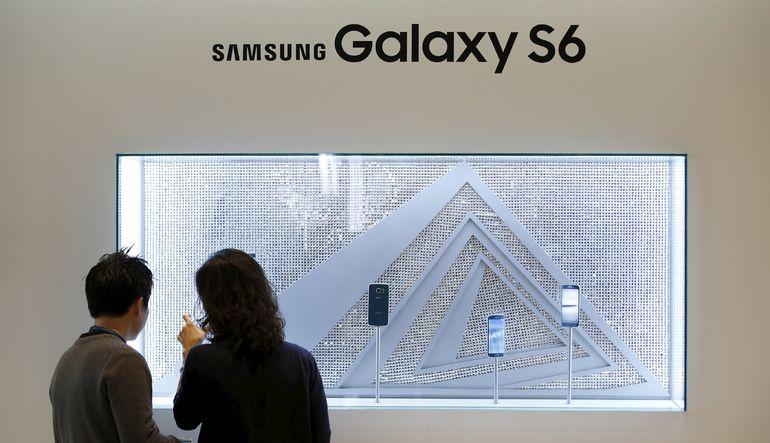 Samsung'un yeni S6'sına talep artıyor