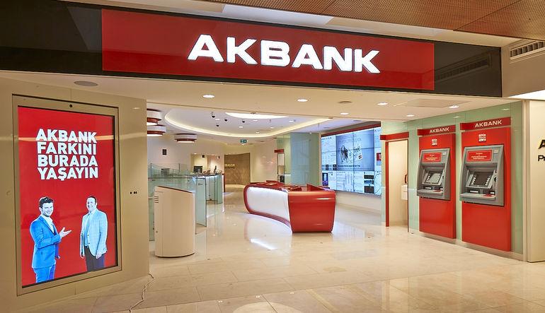 Akbank, kurdaki yükselişin etkilerini azaltmak için TL cinsinden tahvillerini azalttığını açıkladı