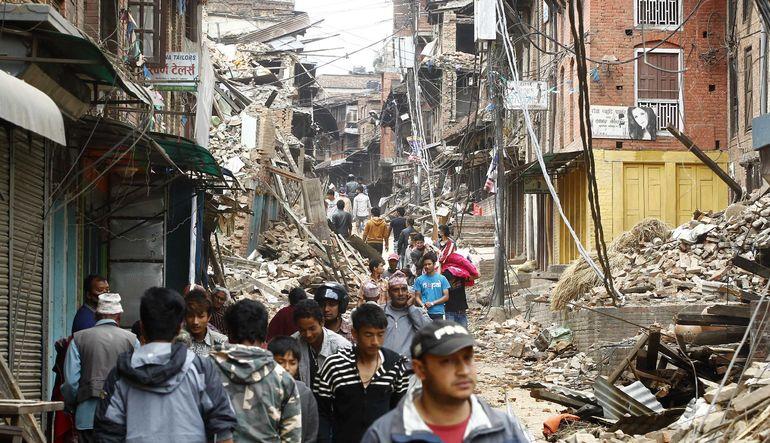 Nepal'de ölü sayısı 4 bini aştı