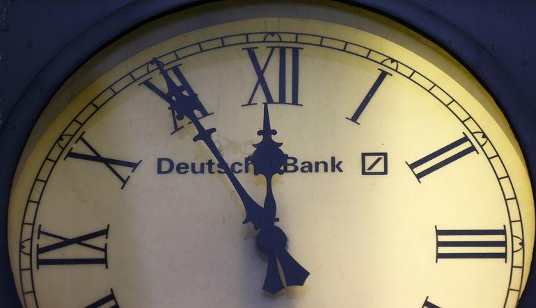 Deutsche Bank küçülmeye gidiyor
