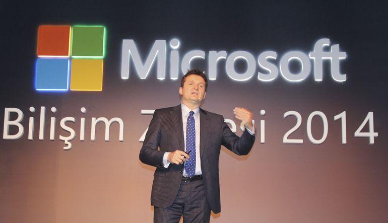 Microsoft Türkiye kur nedeniyle büyüme tahmini düşürdü