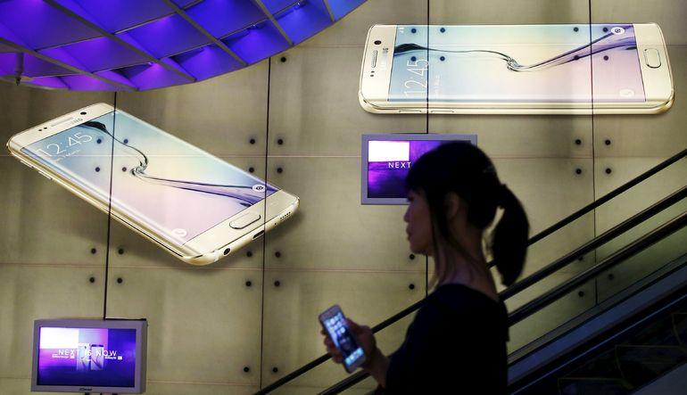 Samsung'un ilk çeyrek kârı yüzde 40 düştü