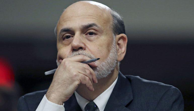 Ben Bernanke'nin yazısı