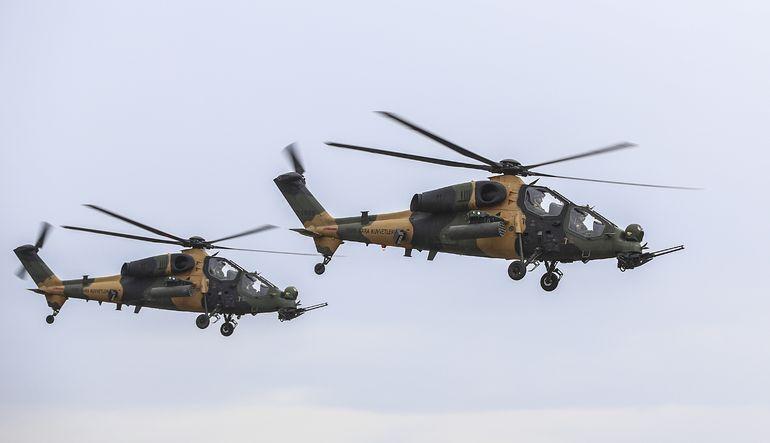 Rolls-Royce ve Honeywell Türk helikopterlere motor satmak için görüşüyor