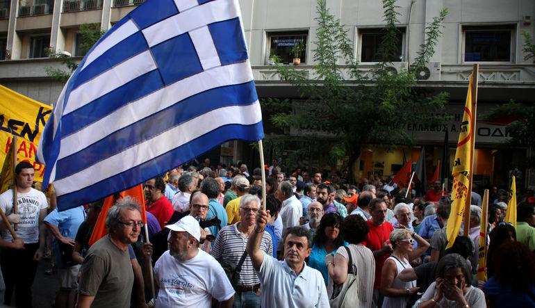 Yunan halkı anlaşma taraftarı